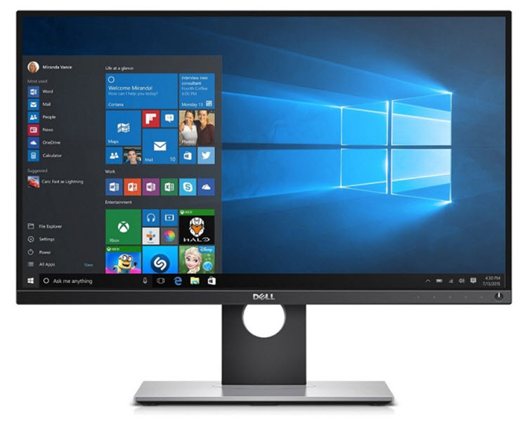 Dell UP2516D Review