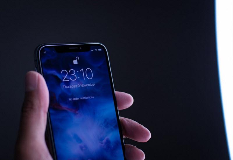 Unlocking a Smart Phone