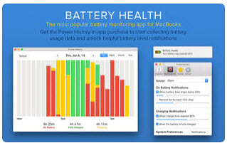 Battery Health - Monitor Stats