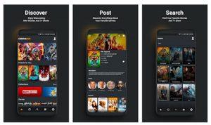 Cinema Box app