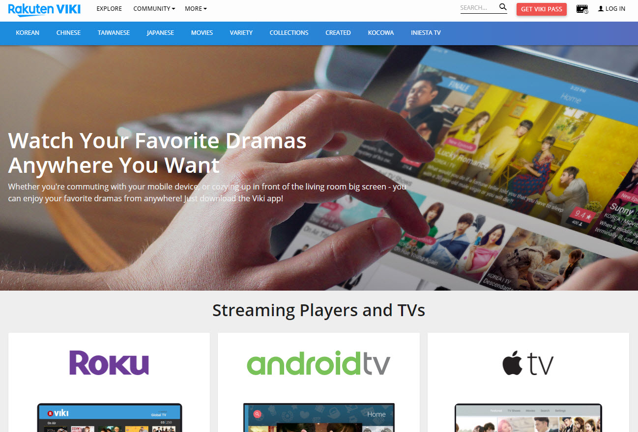 viki tv apps