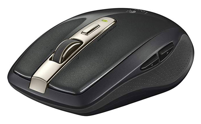 Logitech Anywhere MX Mouse Review 1