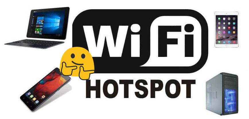 WiFi Hotspot Device