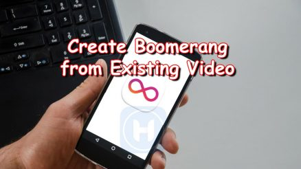 Best Way To Boomerang Existing Video 2020 7