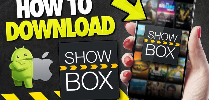 Download ShowBox Apk v5.36 - Apps 22