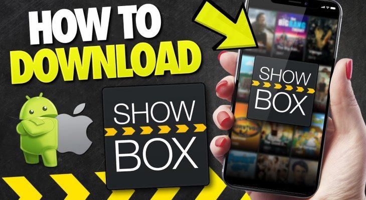 Download ShowBox Apk v5.36 - Apps 1