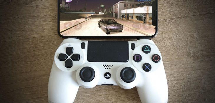 How to Connect PS4 Controller to iPhone & Android