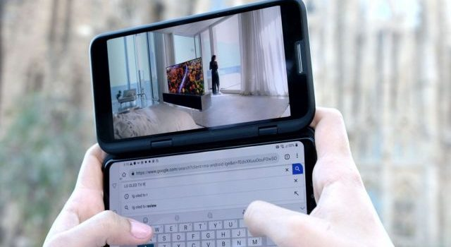 How to SIM unlock the LG V50