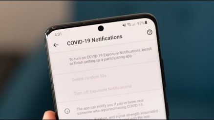 How to Turn Off COVID-19 Exposure Tracking and Notifications on Android 2