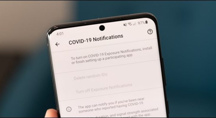 How to Turn Off COVID-19 Exposure Tracking and Notifications on Android 1