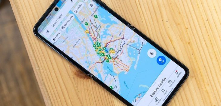 How to download offline Google Maps to your phone 10