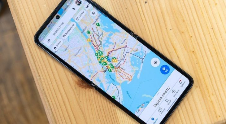 How to download offline Google Maps to your phone 1