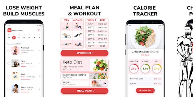 Better Me- Best Workout App
