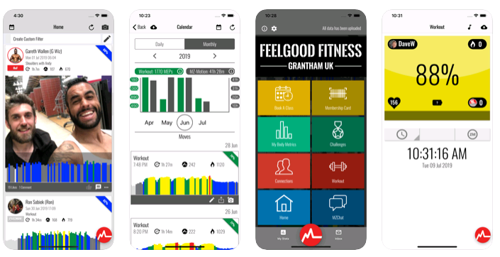 Myzone App review - Best Workout App-Team Touch Droid