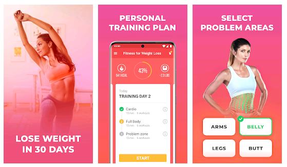 Weight Loss App- Best Workout App
