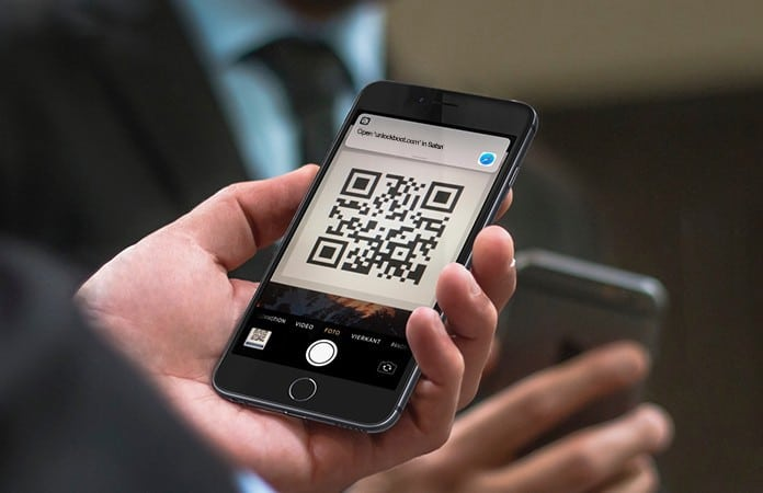 How to Scan QR Code on iPhone - Team Touch Droid