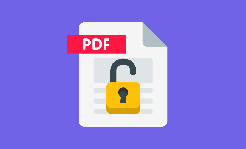 How to remove password from PDF - Unlock PDF - Team Touch Droid