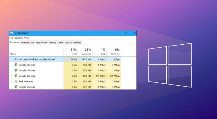 Windows Modules Installer Worker - Team Touch Droid