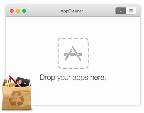 appcleaner - Uninstaller for Mac