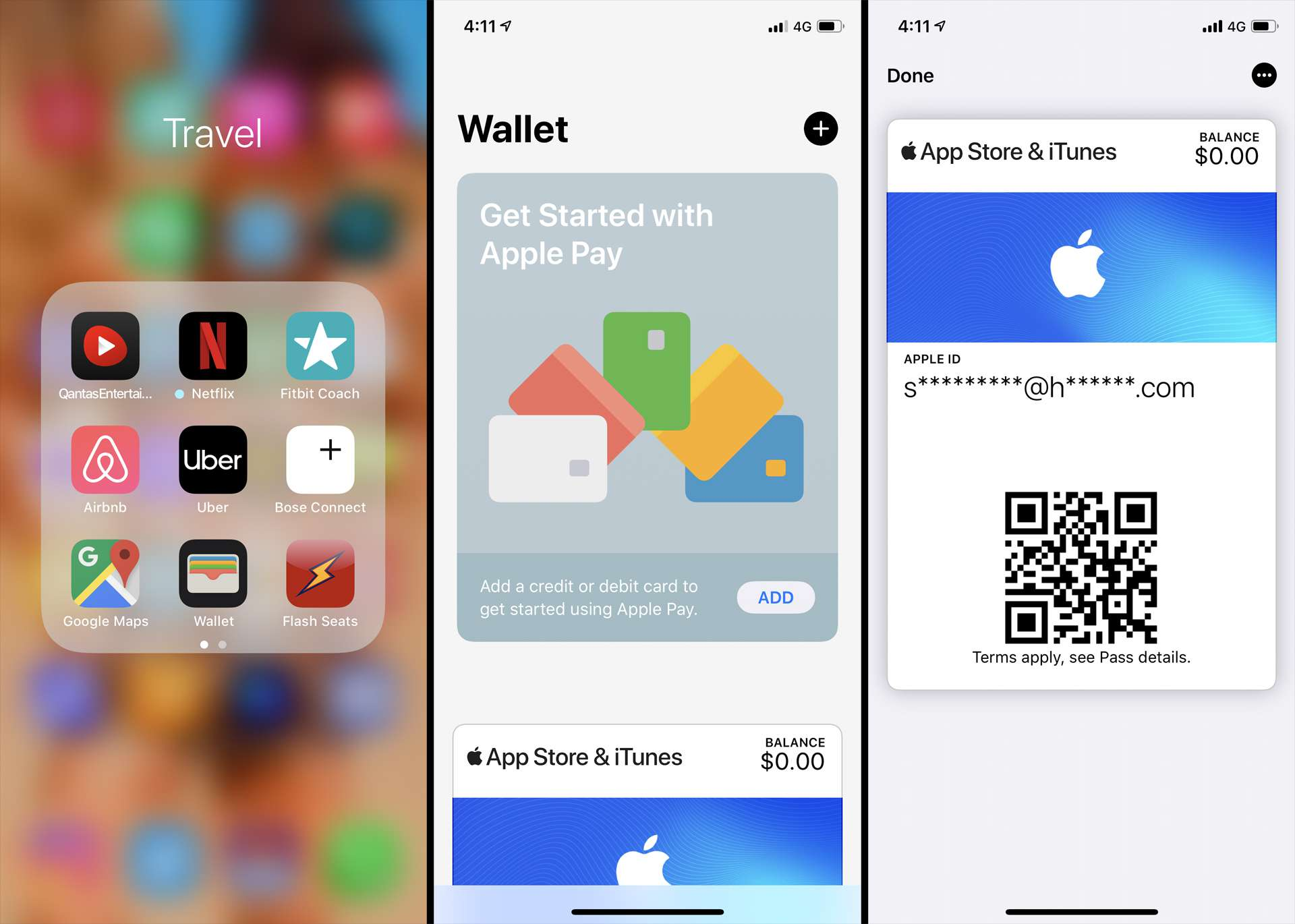 wallet app for iphone