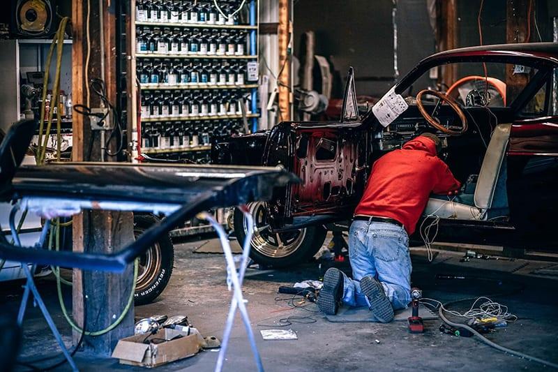 Repair Business