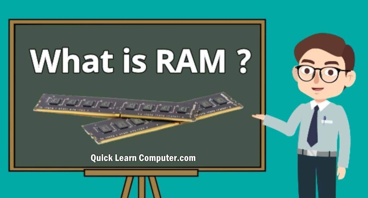 what does RAM do