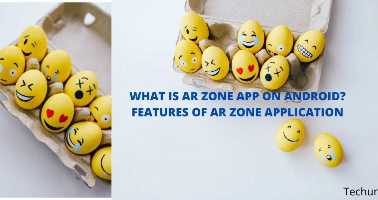what is ar zone app