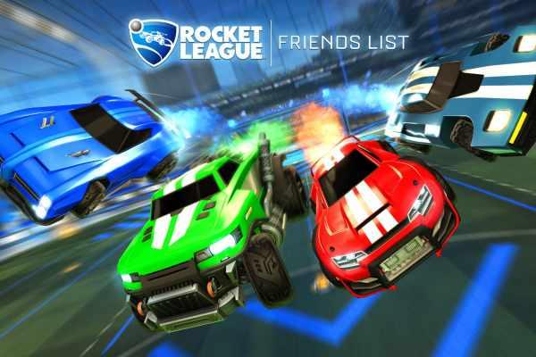 Rocket League Cross Platform